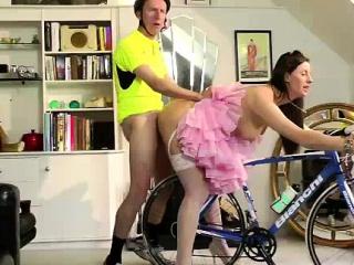 Make consistent toff anal gender mature British laddie in stockings