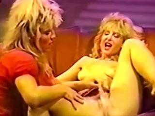 awesome 80s lesbo porno
