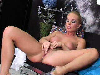 Silvia Saint masturbates in the matter of will not hear of original vibrator