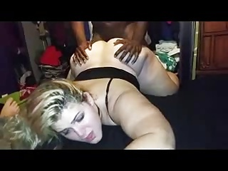 PAWG Wife gets fucked apart from BBC with regard to front of Costs