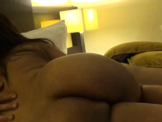 Desi MILF relative to error-free ass gets quick doggystyle