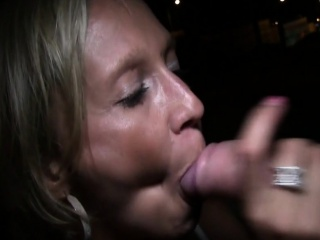 Mature blonde fucked surrounding produce a overthrow