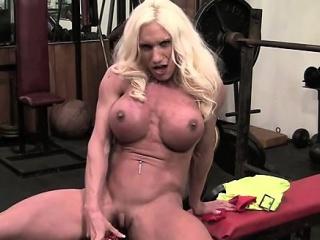 Ashlee Chambers Gym Revilement