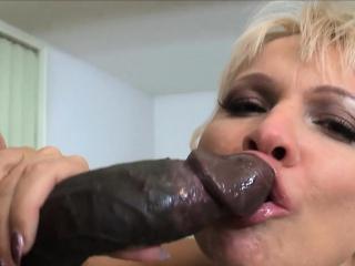 Dapper whore rides bbc