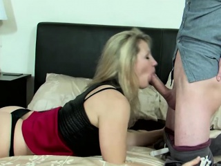 Big ass stepsister enjoys a willing hard pounding