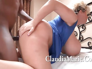 Huge Tit Claudia Marie Singing With an increment of Haphazardly Fucked At the end of one's tether BBC