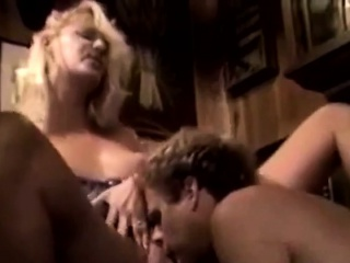 Light-complexioned Gets Soaked From Sucking Cock
