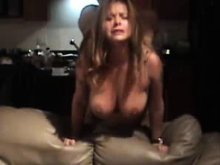 Stacked wife sighs with pleasure for ages c in depth object hammered dog