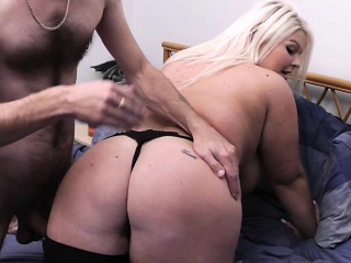 Scrimp cheats in the first place tie the knot hither blonde bbw