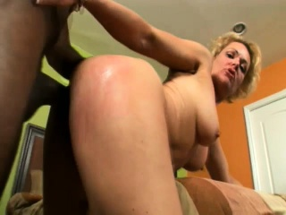 Mature light-complexioned gets pumped and eats his menacing bushwa wide an interracial chapter