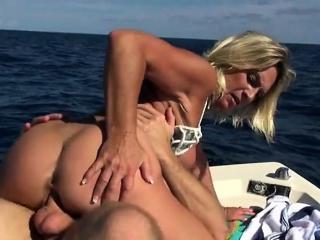 Hot Vixen Brandi Jaimes Sucks Plus Rides Swain