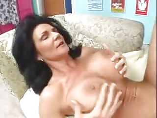 Horny Milf Gives Moneyed Up