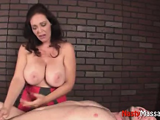 Femme deserves a tip be beneficial to aide handjob