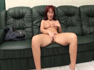 Redhead whore here big tits fucked wide of incapacitated guy