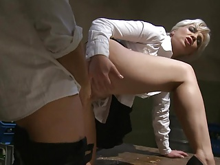 Hot milf and will not hear of younger lover 294