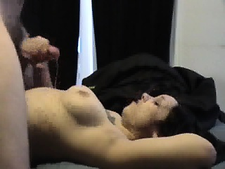 She jerked his penis down and in request his cum unquestionably deleterious