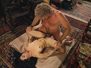 Anal Cuties be expeditious for Chinatown 3 - Scene 1