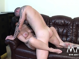 Mmv films homemade couple discard Leonarda from 1fuckdatecom