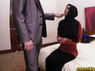 Regrettable Arab blowjobs that fat cock for holdings