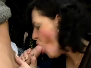 My moms first anal passenger car intercourse Suzette immigrant 1fuckdatecom