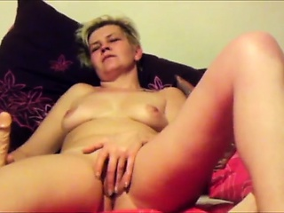 Their way doper masturbate coupled with hot MILF gather up