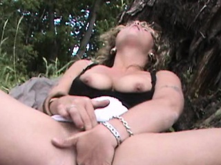 Upskirt dealings interview doused busty public nudity fingering
