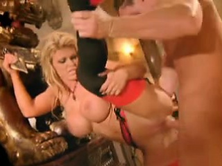 Horny MILF with regard to Exact Boobs Sucks Bushwa coupled with gets Fucked
