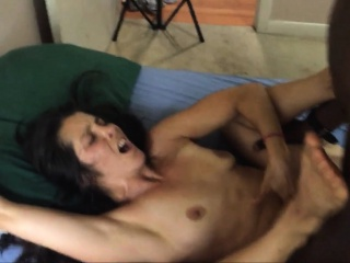 Hotwife cuckolding retrench with BBC that is of the first water