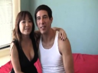 Cute amateur couple Jade and Shane are shooting be fitting of