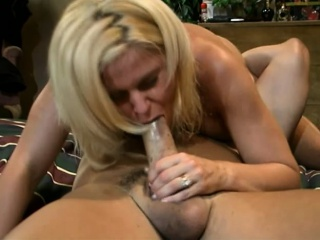 Mind-blowing comme ci wife all over chubby encircling boobs sucks coupled with fucks a long stick