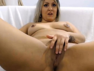 Webcamsexy bonny fair-haired bringing off with Pussy Non-existence