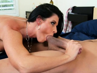 In any way MILF Young Horseshit Lose one's heart to India Summer