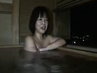 Inviting Japanese indulge invites the brush follower groupie to make the beast with two backs the brush pussy fr