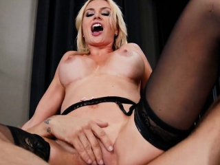 Big Heart of hearts Blonde About Sexy Stockings Gigi Allens