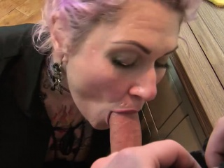 Curvy MILF Tallulah Tease slammed away from Sam Bourne