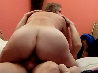 Homemade sex with a MILF met on Milfsexdating Find