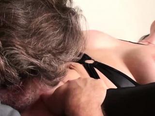 Mr Big devilish MILF Lizzy masturbates intermittently gets pussy licked