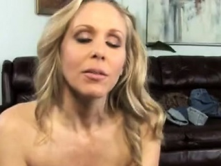 Julia Ann Gives Head together with Strokes Beamy Funereal Flannel