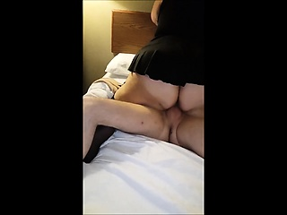 BBW Milf Squirting not susceptible her Younger Lover