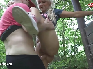 My Dirty Hobby - Nightkiss66 outdoor experiences