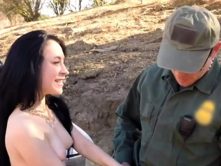 Officialdom males milf sex Russian Amateur Takes it Like a Botch