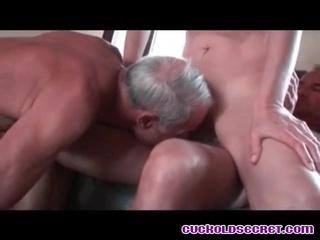 Cuckold Secrets Amateur cuckold couples involving BBC bulls