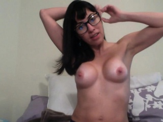 Hot German Mom with Glasses Voyeur