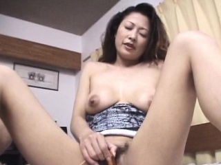Victorian japanese milf pussytoying coupled with shafting