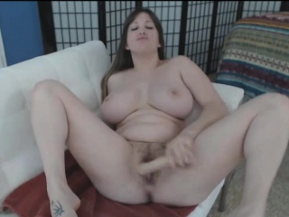 Bringing off With Whacking big Mega Boobs And Toys Makes The brush Squirt