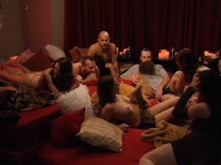 Group be useful to swingers enjoyed hot orgy in Sheik mansion