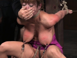 Gstring destined submissive punished hard