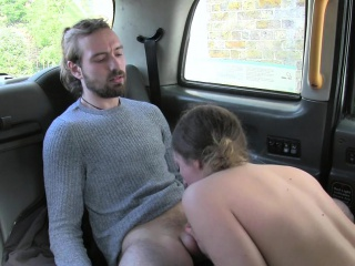 Cissified Fake Obsolete horse-drawn hackney Sexy driver gets some student load of shit