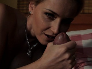 Hot milf pov together with real orgasm