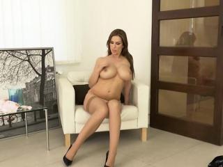 Big tits mam intercourse with cumshot